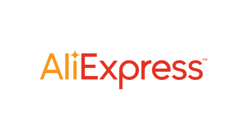 AliExpress のロゴイメージ。