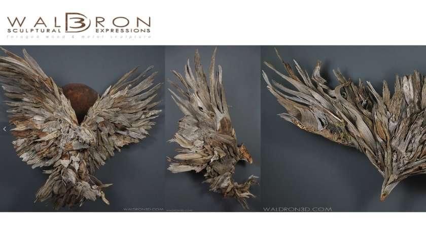 WALDRON3Dの作品イメージ。